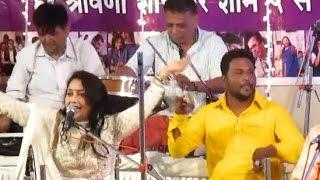 Nache Ganesha Ne Nache Hanuman live by aasha prajapati at Babulnath