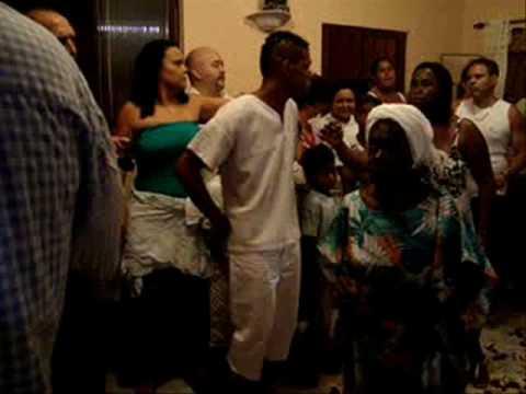 sr.7 encruzilha e Dona Maria Padilha das 7 encruzilhas na festa de Dona Maria Padilha das almas