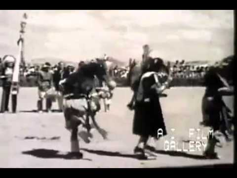 Oldest Native American Dancing Ceremony Ever Recorded in New Mexico