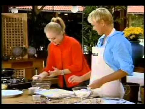 Xuxa Prepara Omelete no Estrelas