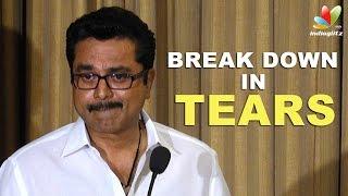 I'm innocent - Sarathkumar break into tears | Nadigar Sangam Election Result 2015