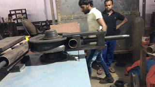 Single Cylinder Hydraulic Pipe Bending Machine (Heavy Duty)