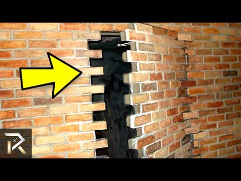 SECRET Hidden Places People Found In Their Homes
