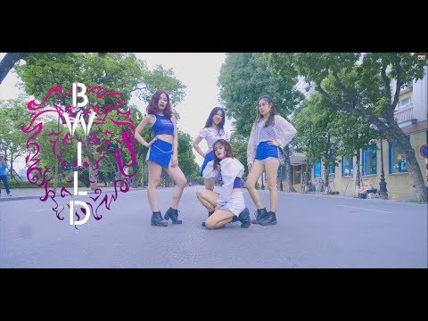 [Kpop In Public Challenge] BLACKPINK (블랙핑크)  - FOREVER YOUNG Dance cover by B-Wild From Vietnam