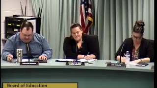 Enfield, CT - Board of Education - September 12, 2017