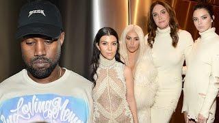 Kardashians & Jenners Stun at Kanye's Yeezy Season 3 NYFW Show