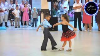 دنا دنا دايني  اجمل رقص اطفال