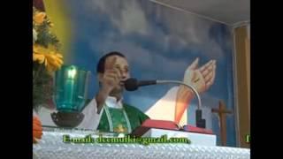 ಜೆಜು ಬೊರಿಂ ಖಬರ್ Talk By Rev Fr Anil Kiran