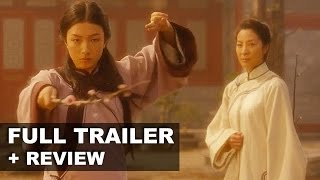 Crouching Tiger Hidden Dragon 2 Trailer 2 + Trailer Review - Beyond The Trailer