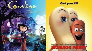 """5 أفلام كرتونية اعتقد الآباء أنها للأطفال """" ولكنها ليست كذلك """""""