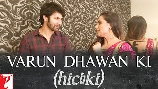 Varun Dhawan Ki Hichki uploaded on 21-03-2018 27985 views