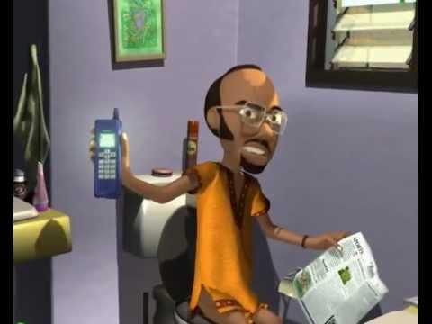 Domestic Disturbance - African Animation Short