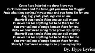 NBA YoungBoy - Call On Me (Lyrics)