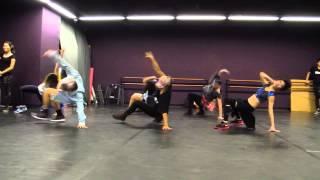 Becky G - Can't Stop Dancin' | Choreography by: Fredy Kosman