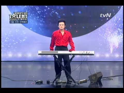 Korea s got talent Piano Performance Yang Dae Yong CJ E&M