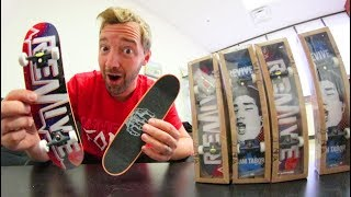 WE GOT NEW HANDBOARDS! / ReVive Skateboards