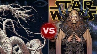Could the Yuuzhan Vong Survive the Flood (Halo)? | Halo vs Star Wars: Galactic Versus