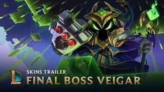 Final Boss Veigar | Skins Trailer - League of Legends
