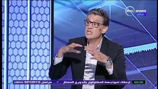 المقصورة - زكريا ناصف لبركات: أنت جبت جول في الإسماعيلي ومحتفلتش وبركات: اتشتمت برده