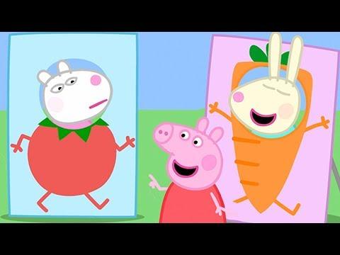 Peppa Pig en Español Compilaciòn 18 Dibujos Animados