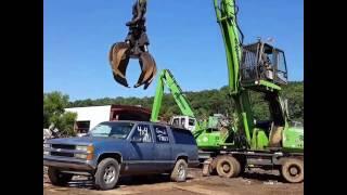 Car CRUSH! Recycle USA Inc,Alabama