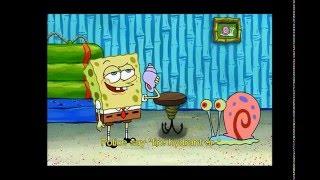 Reupload: The Fast Talking Phone Voice in SpongeBob - Revealed