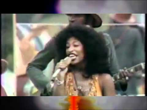 Chaka Khan and Rufus Tell me something Good RE MASTERED Official Video HD