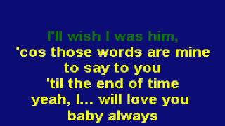 Bon Jovi   Always karaoke   YouTube