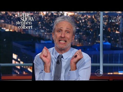 Jon Stewart To The Media It s Time To Get Your Groove Back