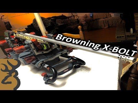 Xxx Mp4 Browning X Bolt Long Range Hunter New Gun Build Long Range Rifle 3gp Sex