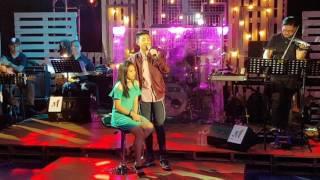Darren Espanto having a duet with a fan #OneMusicDarren
