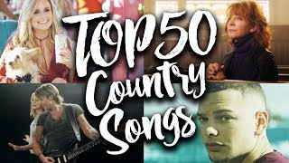 Top 50 Country Songs in 2017
