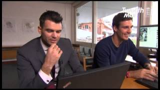 Jimmy and Finny's #AskEngland Twitter chat