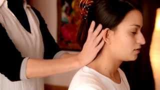 Hindu massage · Relaxing and anti-stress