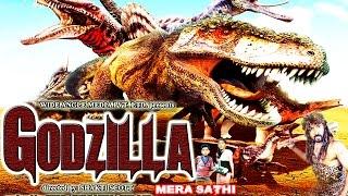 Godzilla Mera Saathi (2014) - Best Indian Fantasy Movie | Popular Hindi Movies 2014 Full Movie