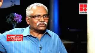Retd. IGP K.Lakshmana speaks to Reporter TV
