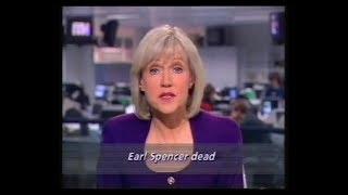 Granada Adverts & Continuity plus ITN News Report - 1992