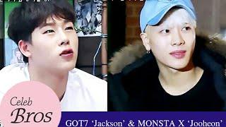 Jackson & Jooheon, Celeb Bros S5 EP2