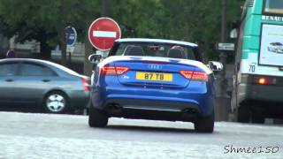 Shmee150's New Car - Memories of Audi S5 Cabriolet