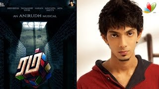 Anirudh music for Dhanush brother hero movie RUM | New Movie Song