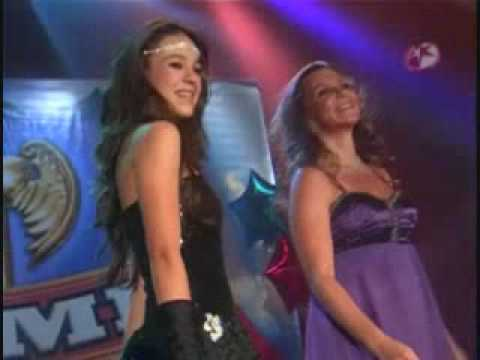 Alcanzar una Estrella Danna Paola y Mariana Garza
