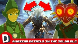 6 Amazing Things in the New Zelda DLC