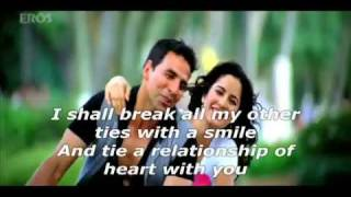 YouTube   yOU & I Rishte Naate Full Song   with English Subtitles   Prince Ricssons ™