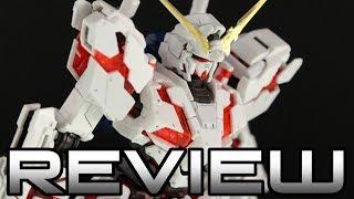 RG Unicorn Gundam Review - MOBILE SUIT GUNDAM UNICORN ユニコーンガンダム