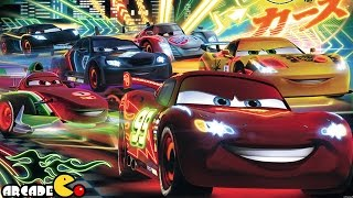 Disney Pixar Cars Fast as Lightning McQueen: Neon Lightning McQueen Unlocked