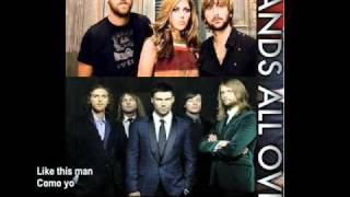 Maroon 5 Ft Lady Antebellum Out Of Goodbyes Subtitulado Esp