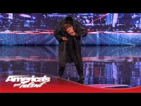 Kenichi Ebina Performs an Epic Matrix Style Martial Arts Dance America s Got Talent