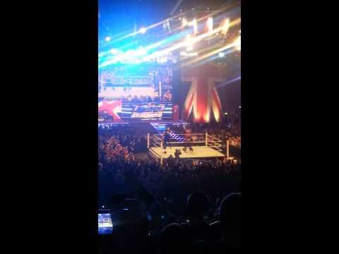 WWE SMACKDOWN XXX IN LONDON 2013