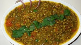 Whole Green Moong daal (Whole Green Gram Beans)