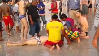 یک توریست ایرانی در دریای تایلند غرق شد